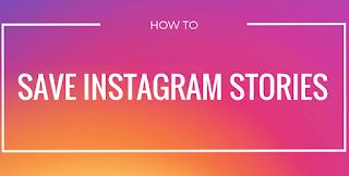 Cara Simpan Live Instagram Orang Lain di Android dengan mudah
