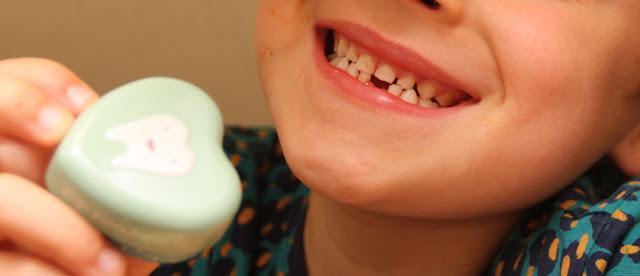premiere dent de lait