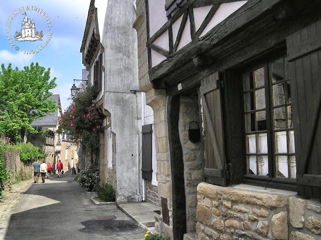 AURAY (56) - Quartier médiéval Saint-Goustan