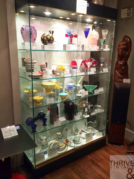 Museum Glass Display Case