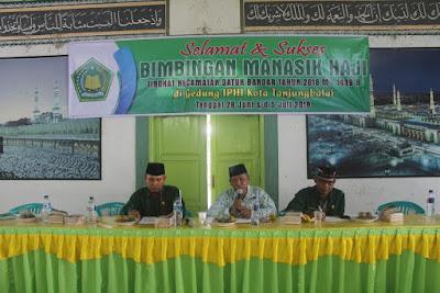 Calon Jemaah Haji Diminta Mulai Pantau Kesehatan