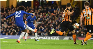 Chelsea vs  Hull City 4-0 Highlights Piala FA