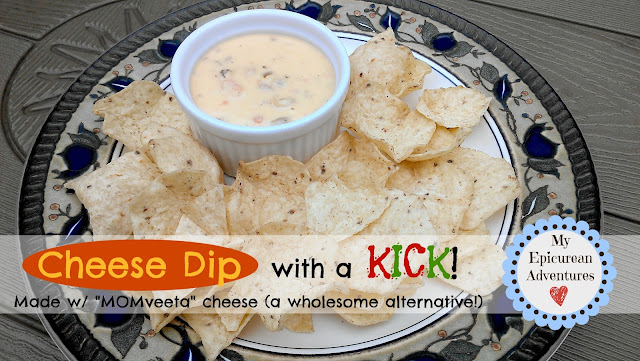 Homemade Velveeta Zesty Cheese Dip