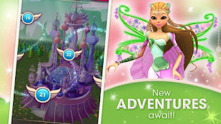 Winx Bloomix Quest Apk v2.0.1 (Mod Money/Unlocked)