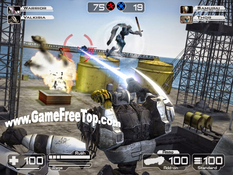 Robot Battle Games Download « Top 15 warships games for PC