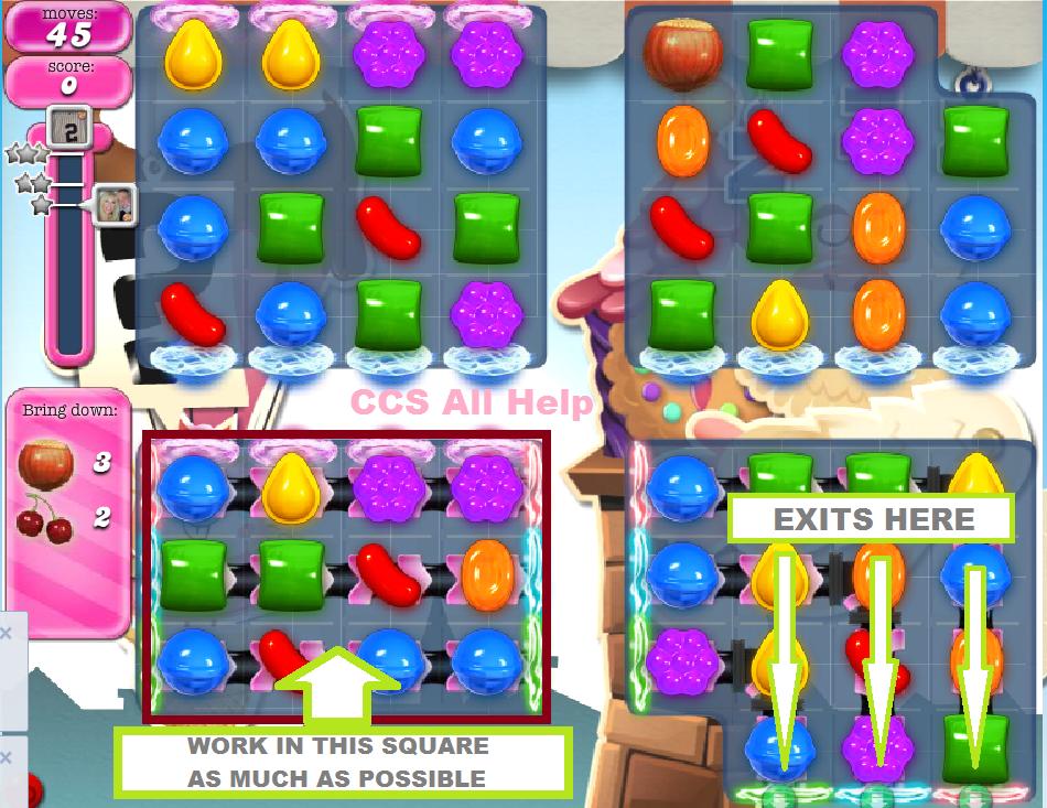 Candy crush saga all help candy crush saga level 707 - 1600 candy crush ...