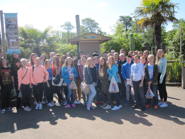 Y8 Chester Zoo – 12/06/2015 – St John Fisher Catholic High