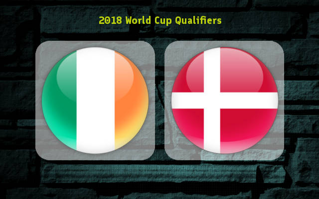 Ireland vs Denmark Full Match & Highlights 14 November 2017