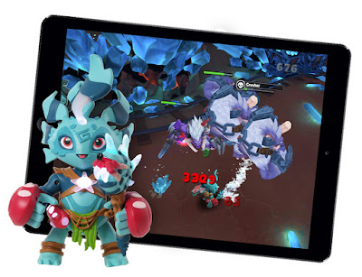 Enter the Lightseekers iPad Pro Giveaway.Ends 10/21