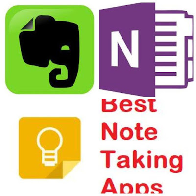 Note Taking Apps