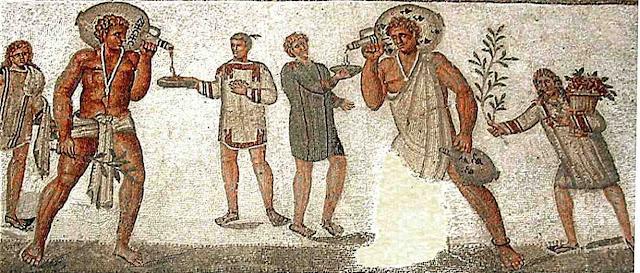 Esclavos y testamento romano
