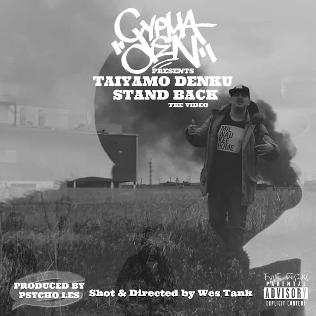 "Taiyamo Denku - ""Stand Back"" (Video) @TaiyamoDenku"