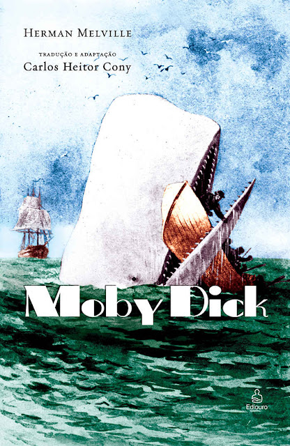 Moby Dick Edição 2 - Carlos Heitor Cony, Herman Melville