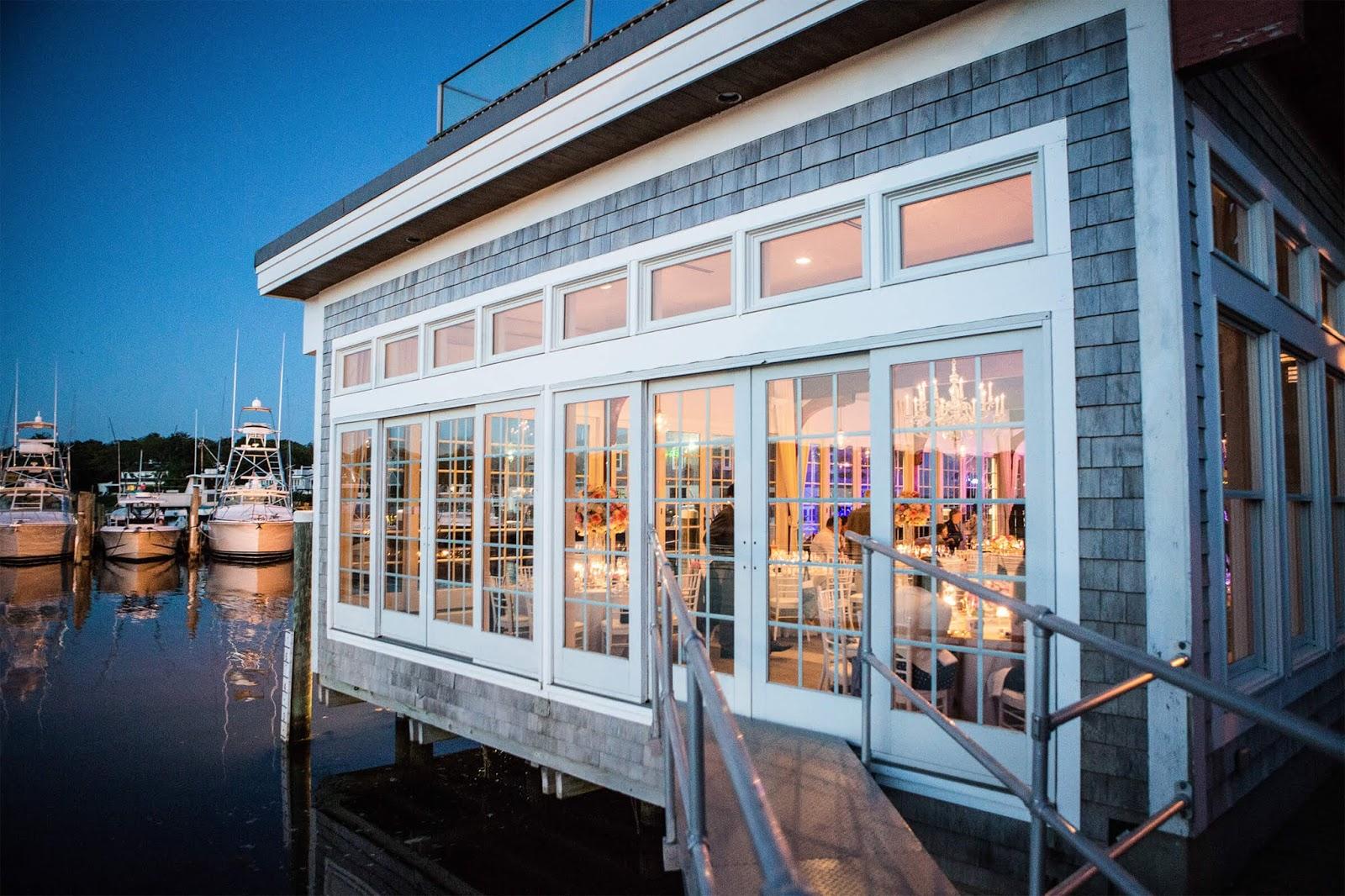 Wychmere Beach Club Wedding Reception Venue