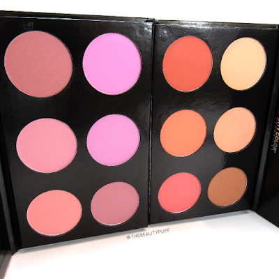 city color blush palettes | the beauty puff