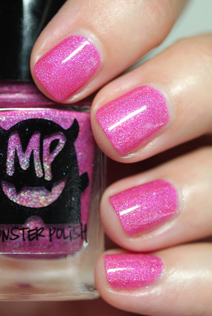Monster Polish So This Is Love Nail Polish