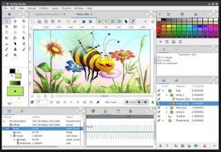 برنامج, حديث, ومتطور, لصناعة, وتصميم, الرسومات, المتحركة, ثنائية, الابعاد, Synfig ,Studio