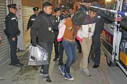 Seorang Ibu Tega Mutilasi Putinya Menjadi 11 Bagian, Di Mongkok