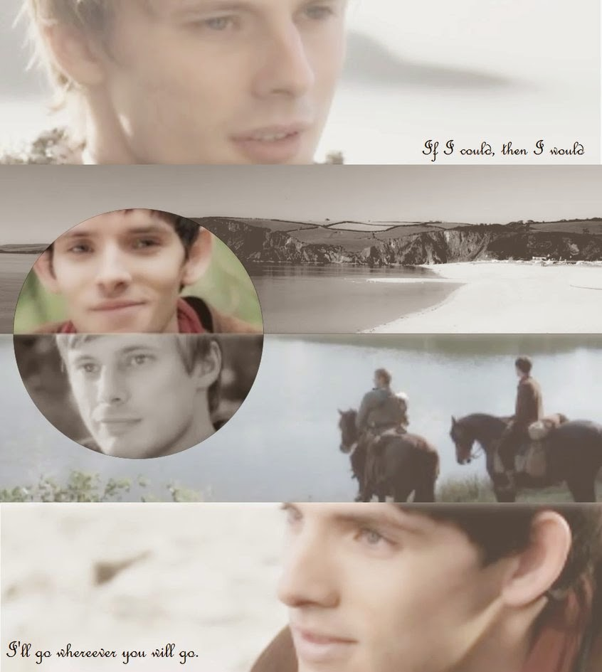 Merlin, Arthur, Rindu, English Series, English Drama, Drama Siri, Morgana, Pelakon, Colin Morgan, Bradley James, Friendship, Magic, King, Wizard,