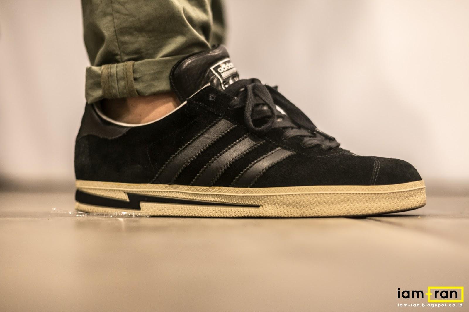 Iam Indro Neignborhood Gazelle FeetDimas Adidas X RanOn N80wvmOn