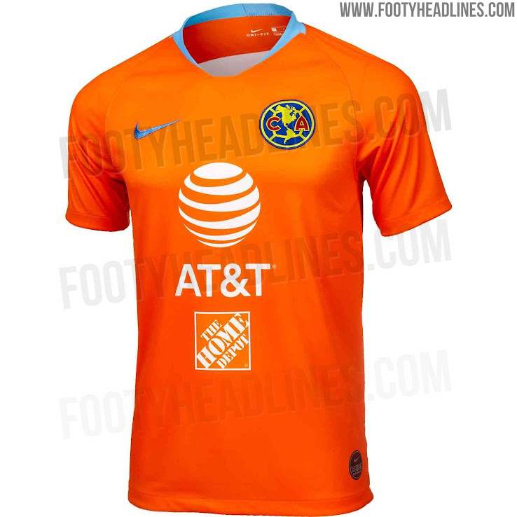 Nike Club America 2019 Third Kit Released - Footy Headlines 55aee0b03