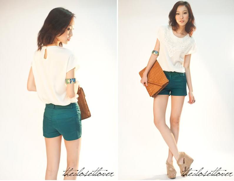 b8acd011256 TheClosetLover s Dainty Lady Crochet Top Size S PTP  19