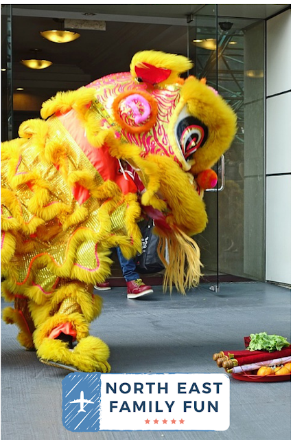 Where to Celebrate Chinese New Year in North East England