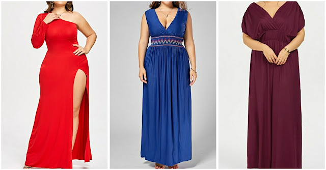 Loja dresslily, vestidos Plus Size, moda plus size, lindos vestidos, loja internacional