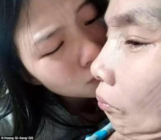 Girl from China tries to save cancer stricken mum.