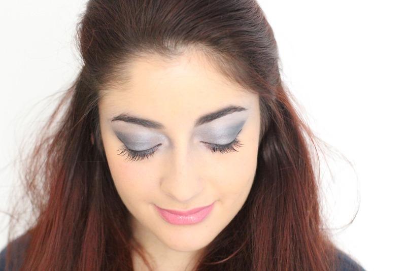 maquillage blue jean