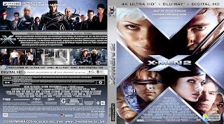 CARATULAX-MEN 2 - 2003