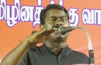 Seeman Speech 12-05-2016 Thiruvanmiyur