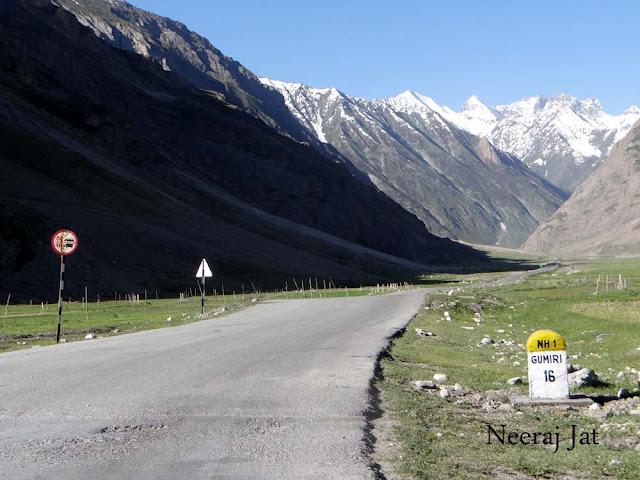 लद्दाख साइकिल यात्रा- बीसवां दिन- मटायन से श्रीनगर