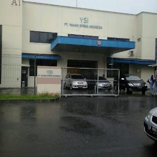 Lowongan Kerja Terbaru Ejip Operator PT Yamani Spring Indonesia