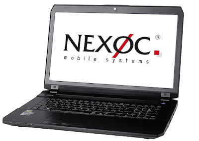Spesifikasi Nexoc G734IV (Clevo P670HS-G)