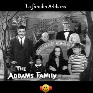 Tono: La familia Addams