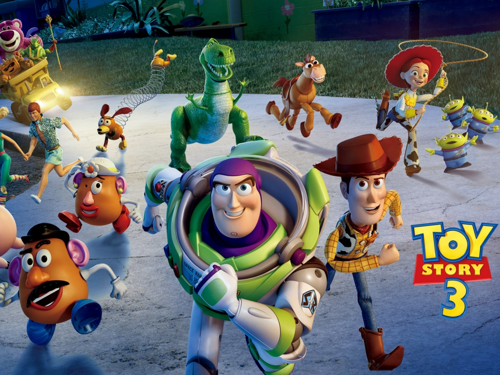 Toy story wallpapers cartoon wallpapers - Toy story wallpaper ...