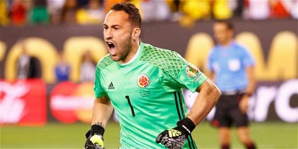David Ospina thủ môn người Colombia sắp chuyển đến Pháo thủ.