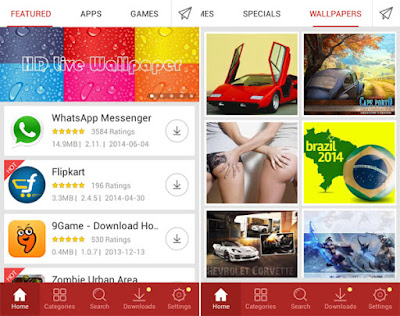 9apps android download a huge app and game store for mobile2
