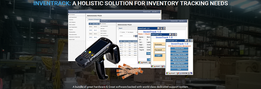 Netpaze Solutions Rfid File Tracking System Rfid Inventory