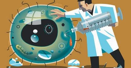Proses  Penularan Infeksi Nosokomial