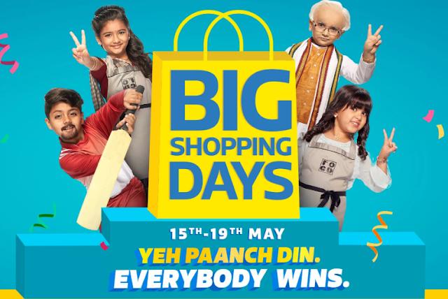 Flipkart Big Shopping Days sale: Offers on best-selling smartphones