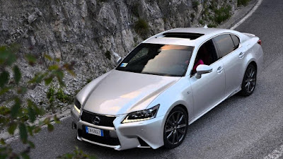 Lexus GS Hybrid 2018 Review, Specs, Price