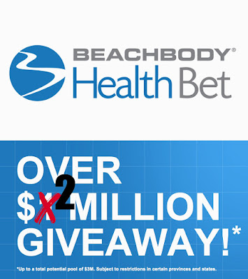 Beachbody Health Bet 2017