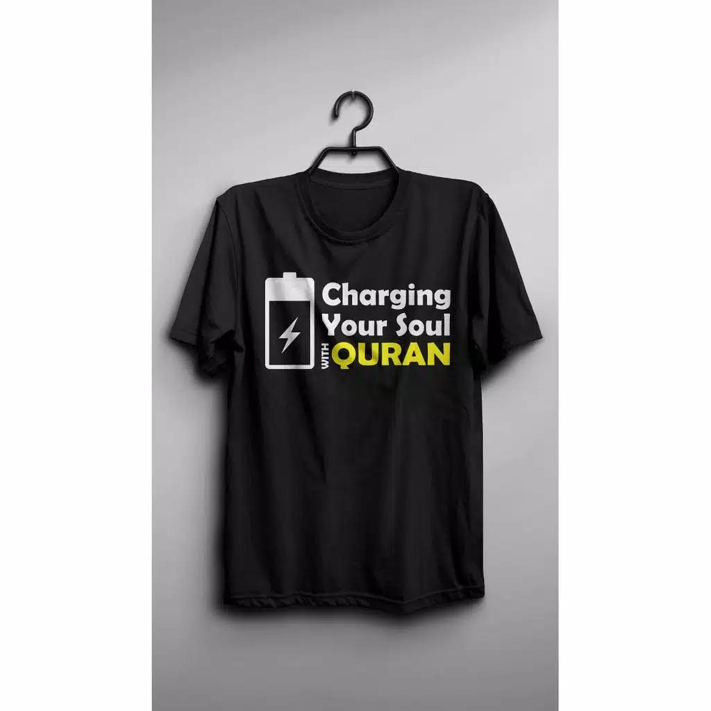 Sablon Kaos Nuansa Islami