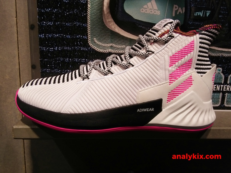huge discount e25ef 0c4cf adidas DRose 9 available now  Analykix