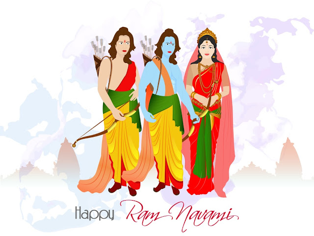 Happy Rama Navami 2017 Wallpapers