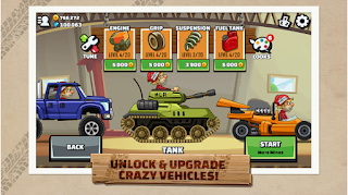 Hill Climb Racing 2 Apk Mod Unlimited Money Free for android