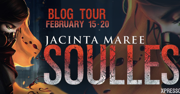 Cuttingmuse Soulless By Jacinta Maree The Immortal Gene 1