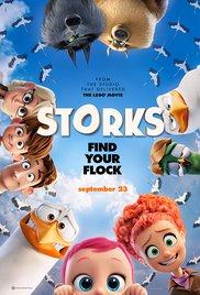 فيلم Storks 2016 مترجم اون لاين بجودة عالية HD
